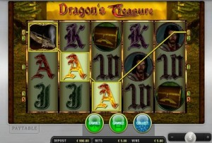 Dragons Treasure Automat online