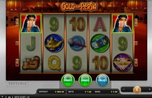 Gold of Persia Automat online