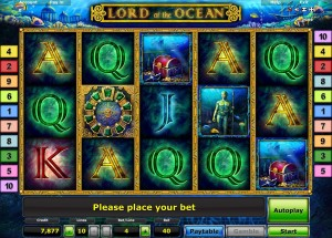 Lord of the Ocean Automat online