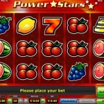 Power Stars Automat online